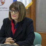 Gojković: Pretnja Biljane Lukić Sarapi morbidna poruka, koja treba da zastraši svakog 11