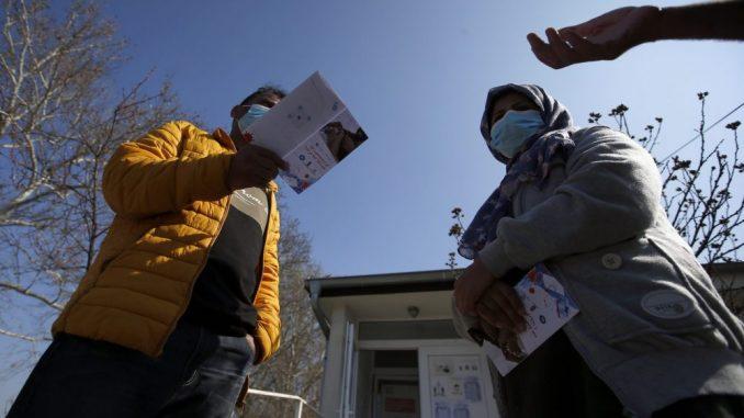 AP: Srbija prva u Evropi počela da vakciniše izbeglice i migrante 4