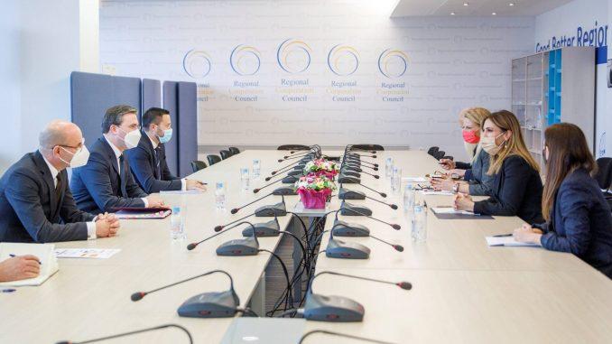 Bregu i Selaković razgovarali o regionalnoj saradnji 1