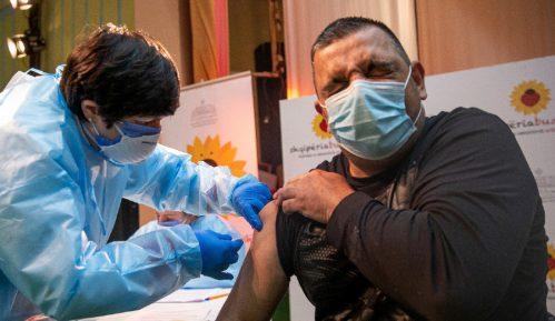 Albanija počinje masovnu vakcinaciju 1