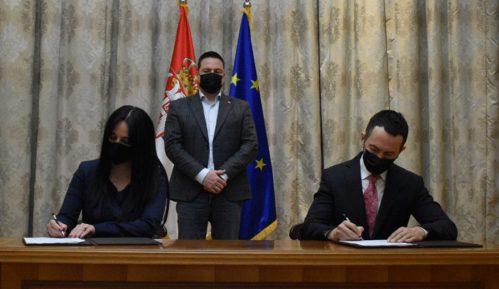 Sporazum o naučnoj i kulrurnoj saradnji Istorijskog arhiva Požarevac i Istorijskog instituta Beograd 1