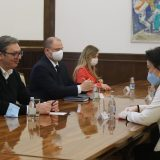Vučić i kineska ambasadorka: Fabrika za proizvodnju vakcina u Srbiji biće u skladu sa najvišim standardima 1