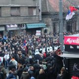 Protest u Beogradu zbog mera protiv korona virusa (VIDEO) 12