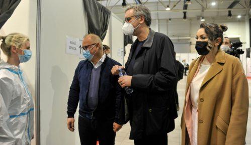Čadež: Na spisku za vakcinaciju u Beogradu i Nišu 7.500 privrednika iz regiona 5
