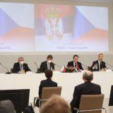 Premijerka Srbije s ministrom Češke o privrednoj saradnji 12