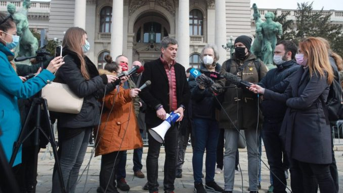 Bodrožić pozvao tužilaštvo da se izjasni o indicijama pojedinih medija protiv redakcije KRIK 4