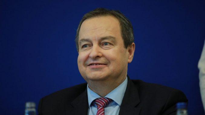 Dačić: Svi iz vlasti treba zajedno da nastupe na izborima 5
