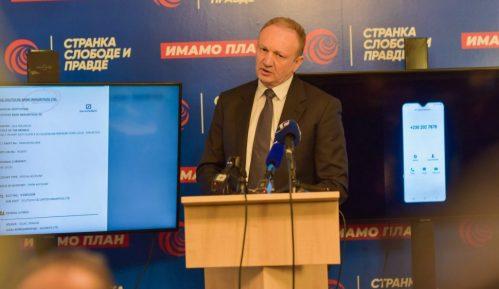 Đilas najavio podnošenje krivičnih prijava zbog falsifikovanja dokumenata 1