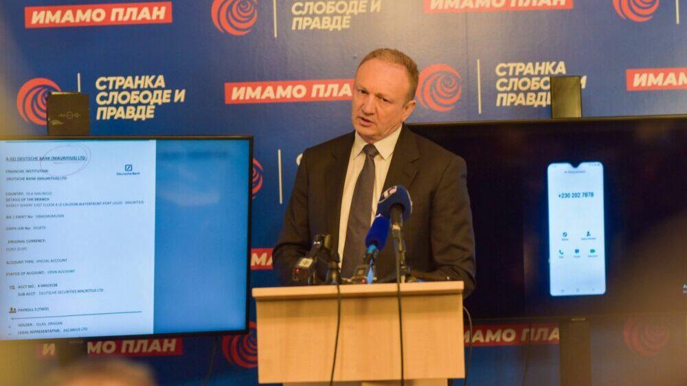 Đilas: Srbijom vlada neofašistički režim 1