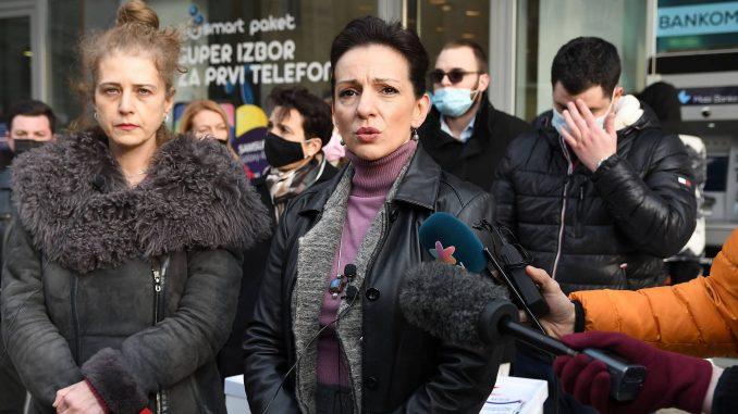 Tepić optužila gradonačelnika Novog Sada, a Pilja optužila Tepić 3
