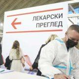 Jovanović: Više od 50 odsto vakcinisanih u 15 gradova Srbije 10