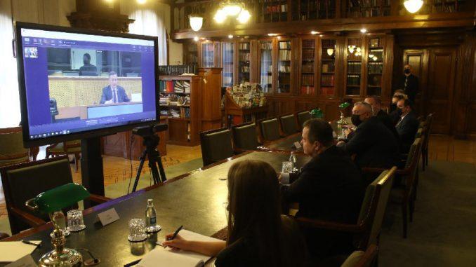 Dačić: Stranke da predlože predstavnike i platforme za dijalog 5
