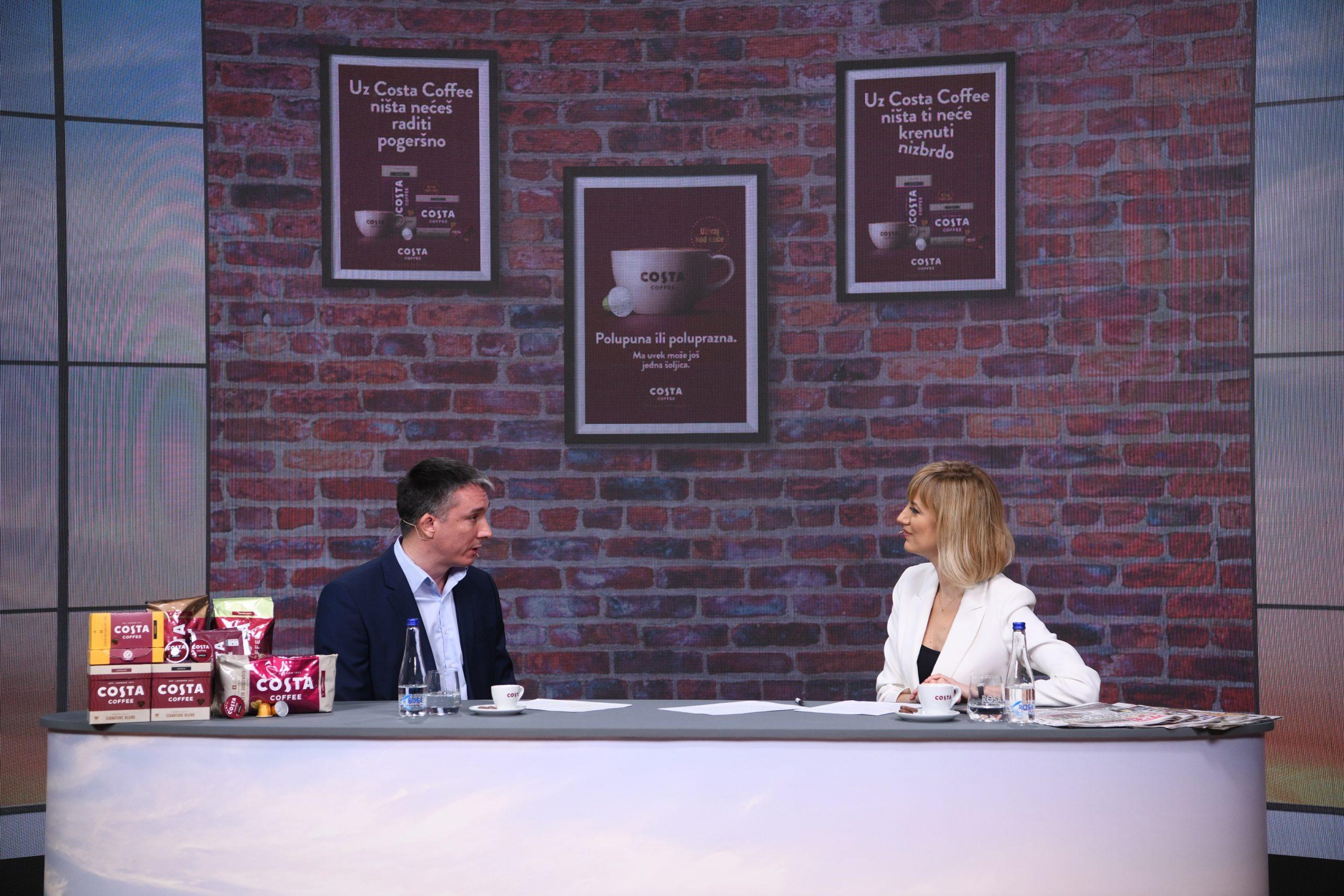Globalno poznata Costa kafa od sada i u Srbiji 2