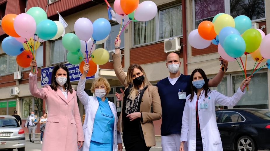 """""""Male stvari koje život znače"""" - Moka i Mozzart u velikoj akciji za pomoć dečjim klinikama 2"""