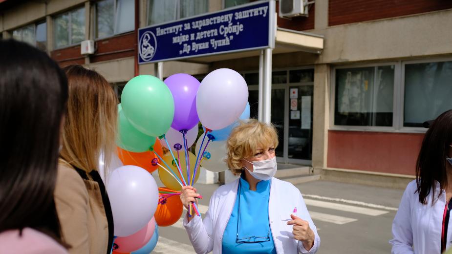 """""""Male stvari koje život znače"""" - Moka i Mozzart u velikoj akciji za pomoć dečjim klinikama 4"""