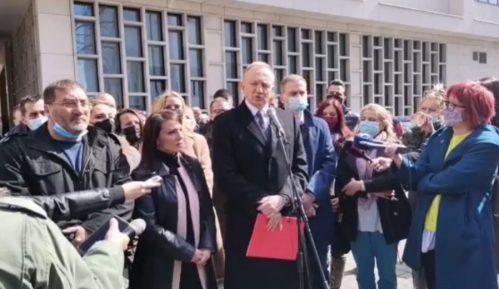 Đilas podneo krivične prijave zbog falsifikovanja dokumentacije, Vučić ne želi da komentariše (VIDEO) 3