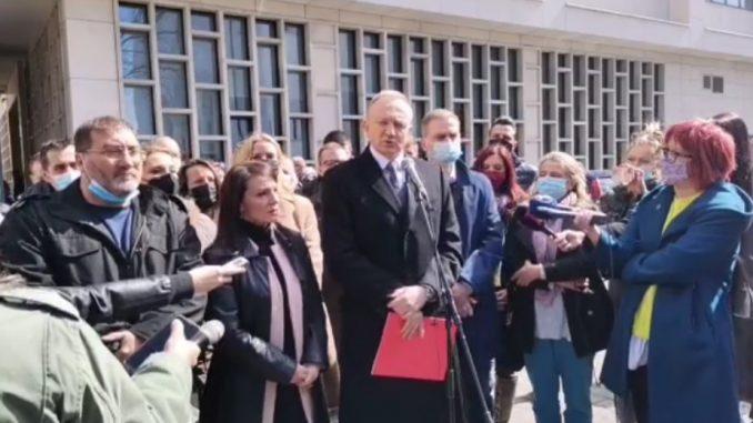 Đilas podneo krivične prijave zbog falsifikovanja dokumentacije, Vučić ne želi da komentariše (VIDEO) 6