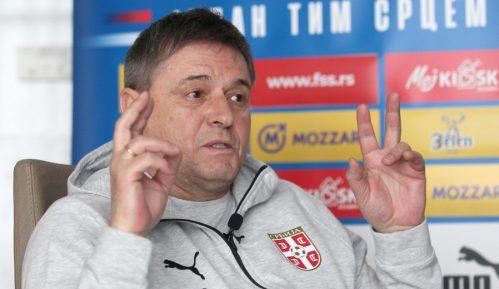 Stojković: Niko se nije mešao u izbor igrača, to je isključivo moja stvar 1