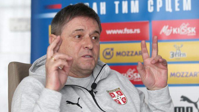 Stojković: Niko se nije mešao u izbor igrača, to je isključivo moja stvar 4
