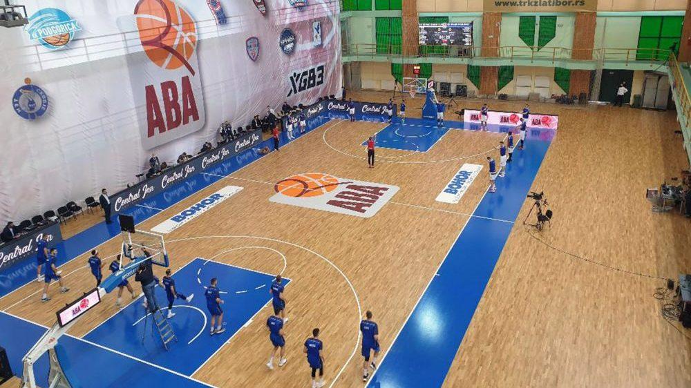 Zlatibor ponovo domaćin turnira druge ABA lige 1