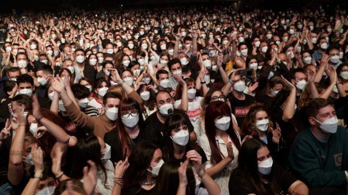 Nema znakova zaraze tokom koncerta sa 5.000 ljudi u Barseloni 4