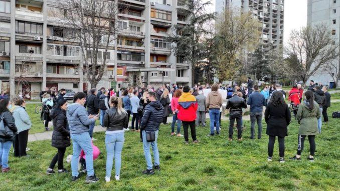 Ne davimo Beograd: Zelena površina na Keju oslobođenja u Zemunu mora ostati javni park 3