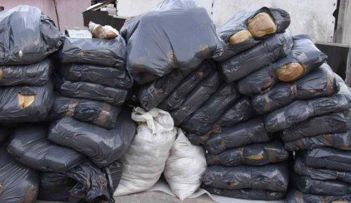 Policija u Užicu zaplenila oko 688 kilograma duvana 4
