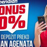 Može i od kuće – Pozovi Meridian agenta i osvoji 10% bonusa 5