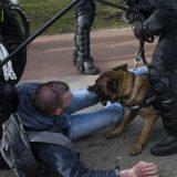 Holandska policija rasturila protest u Hagu uoči izbora 4