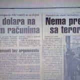 Mlađan Dinkić pre 20 godina došao do para na Kipru 13