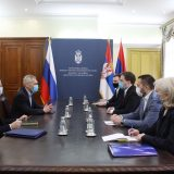 Selaković: Srbija čvrsto opredeljena za dalji razvoj političkih odnosa sa Rusijom 13