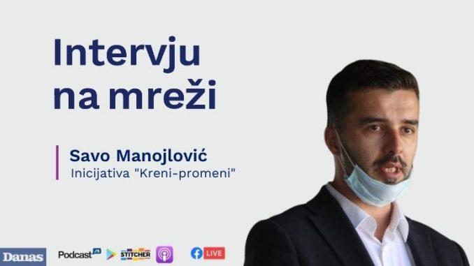 Manojlović: Investitorski kolonijalizam će moći da se sprovodi svuda u Srbiji (VIDEO, PODKAST) 1