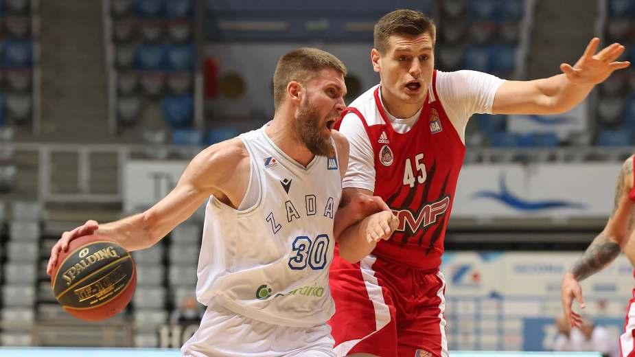 FMP pobedio Zadar u gostima u ABA ligi 1