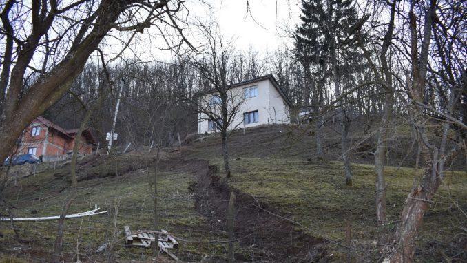 Proradilo klizište iznad hidroelektrane, vlasniku ponuđeno 40.000 evra za dve kuće 8