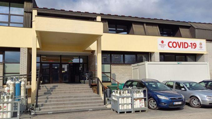 Dupliran broj pregleda na virus korona u Zlatiborskom okrugu 1