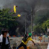 U Mjanmaru na protestima ubijeno više od 90 ljudi, u vreme vojne parade povodom državnog praznika 10