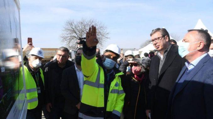 Vučić: Moravski koridor biće završen za tri godine 4