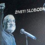Oskrnavljen mural sa likom Đorđa Balaševića u Požegi 8