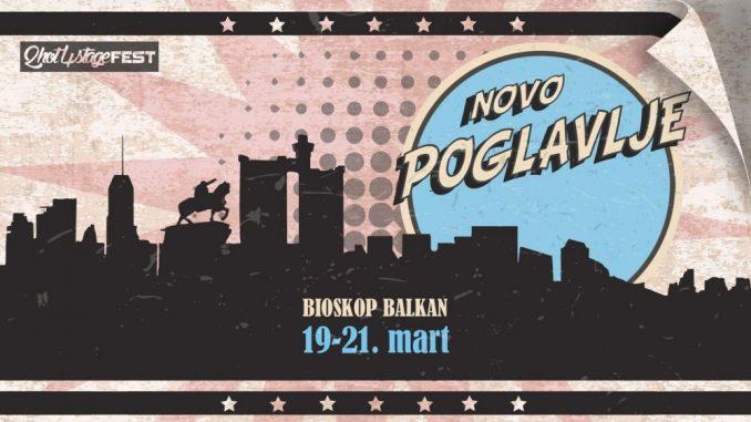 Ovogodišnji 2Hot4Stage FEST od 19. do 21. marta u Bioskopu Balkan 3