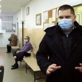 Nikodijević: Mobilni punktovi za imunizaciju svakog dana u drugoj mesnoj zajednici 7