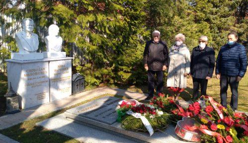 Obeležena decenija i po od smrti Miloševića(FOTO) 11