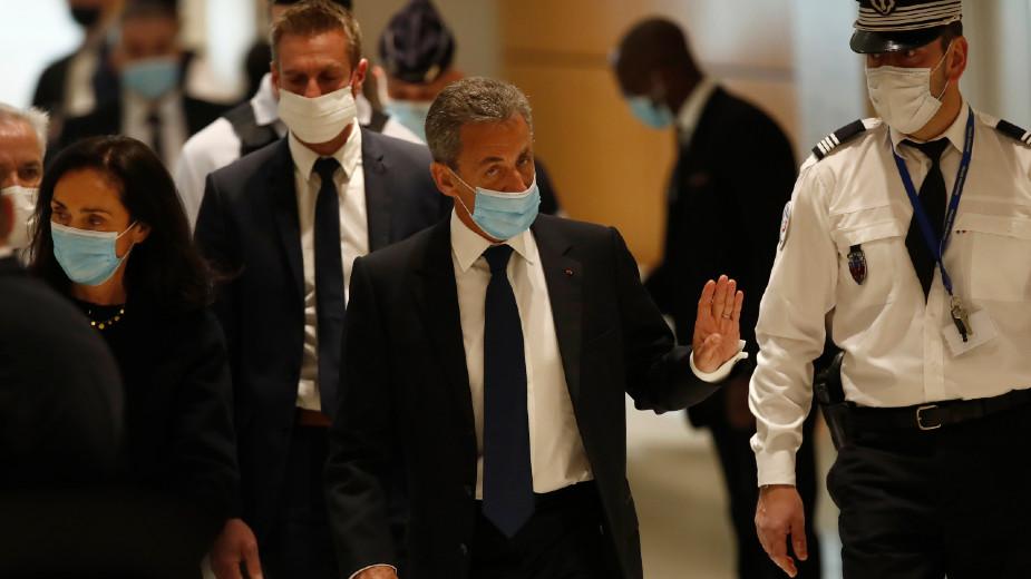 Sarkozi osuđen na zatvor zbog korupcije, žaliće se na presudu 1