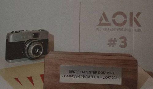 """""""Putovanje"""" je najbolji debitantski film Dokumentarnog filmskog festivala 5"""