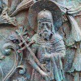 Vesić: Obnovljen krst na mozaiku na spomeniku Stefanu Nemanji 2