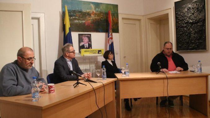 Lutovac: Đinđić je želeo da Srbiju dovede do EU 5