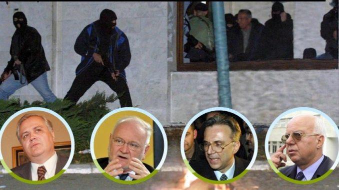 Kako je izgledalo hapšenje Miloševića pre 20 godina iz ugla učesnika 2