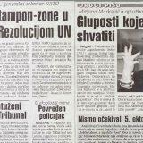 """Intervju Mire Marković od pre 20 godina: Nismo očekivali da će se 5. oktobra desiti """"išta sudbonosno"""" 14"""