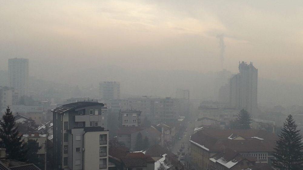 CINS: Kvalitet vazduha, prošle godine, po izveštaju SEPA , u više mesta bio loš 1