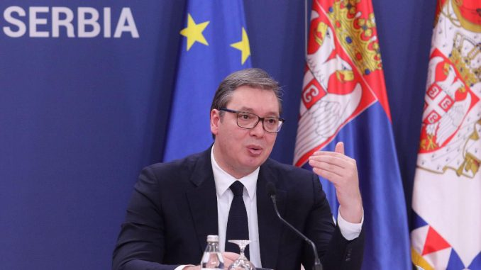 Vučić sa delegacijom MMF-a o očuvanju fiskalne sigurnosti Srbije i novom aranžmanu 4