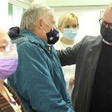 Vesić: Svaki peti punoletni građanin u Beogradu revakcinisan 4